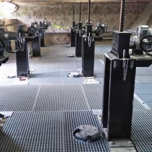 Réhabilitation du barrage de Pont-et-Massène