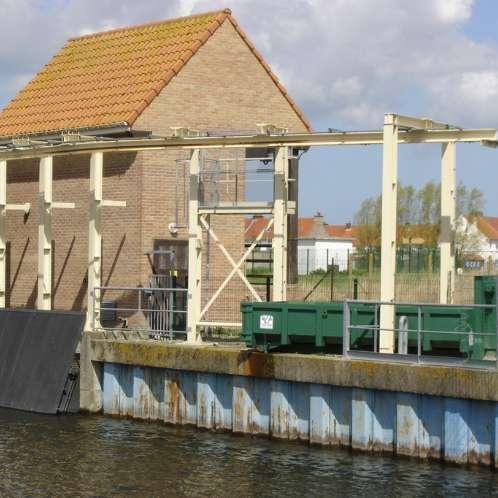 Aménagement des stations de Dunkerque, Houtgracht et Langhe Gracht