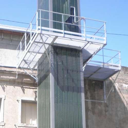 Aménagement du barrage de Grosbois
